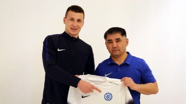 «Иртыш» подписал сербского нападающего