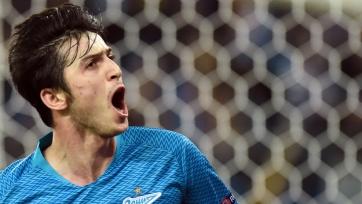Азмун: «Я простой молодой футболист, который выходит на поле делать свою работу»