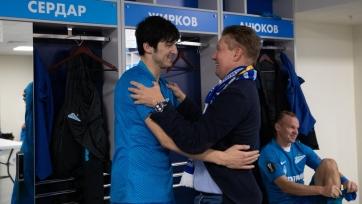 Азмун – кандидат на лучшего игрока недели Лиги Европы