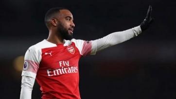 Основной нападающий «Арсенала» дисквалифицирован на три матча Лиги Европы