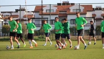 «Кызыл-Жар СК» в товарищеском матче сыграл вничью с «Зенитом» U-19