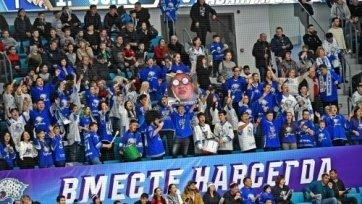 «Барыс» обновил клубный рекорд сезона КХЛ