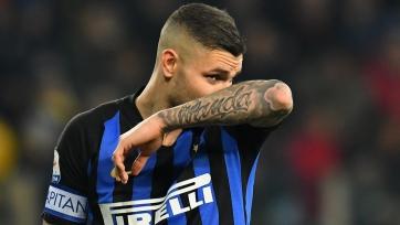 Икарди и Бальде не помогут «Интеру» в матче с «Фиорентиной»