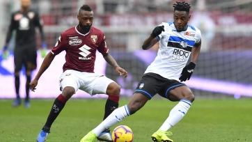 «Торино» уверенно победил «Аталанту»