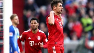 «Бавария» одолела «Герту», разгромные поражения Гладбаха и «Шальке»