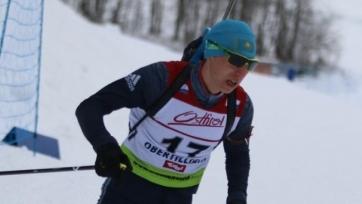 Казахстанский биатлонист Тимур Куц опустился на 73-е место в Кубке IBU