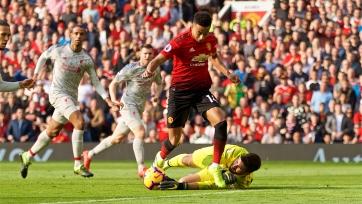 «Манчестер Юнайтед» и «Ливерпуль» сыграли в нескучную ничью на «Олд Траффорд»