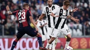 «Ювентус» на выезде обыграл «Болонью», «Кьево» поделил очки с «Дженоа»