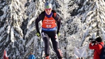 Казахстанская биатлонистка Кондратьева вылетела из топ-100 общего зачета Кубка IBU