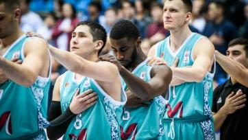 Мужская баскетбольная сборная Казахстана поражениями закрыла отбор на ЧМ-2019