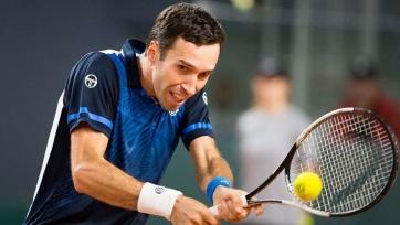 Кукушкин поднялся на рекордную для себя высоту в рейтинге ATP