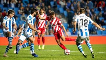 «Жирона» – «Реал Сосьедад» – 0:0. 25.02.2019. Чемпионат Испании. Обзор и видео матча