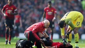 «Манчестер Юнайтед»: новости из лазарета