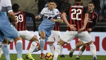 «Лацио» и «Милан» расписали мировую в Кубке Италии