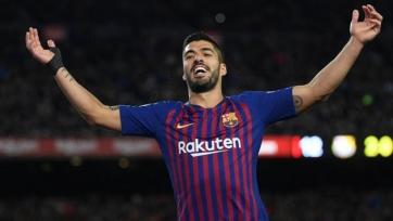 Суарес и Артур попали в заявку «Барселоны» на матч с «Реалом»