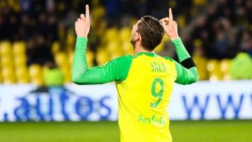 «Нант» подал иск в ФИФА из-за того, что не получил деньги за трансфер Салы