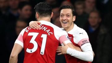 «Арсенал» разгромил дома «Борнмут», «Саутгемптон» переиграл «Фулхэм»