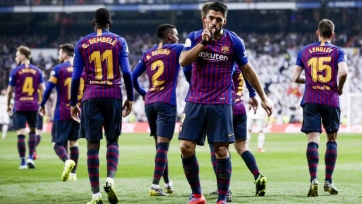 «Барселона» обыграла «Реал» на «Сантьяго Бернабеу» и вышла в финал Кубка Испании