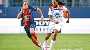 «Лион» вышел в 1/2 финала Кубка Франции