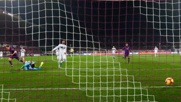 «Фиорентина» и «Аталанта» обошлись без победителя в первом полуфинале Кубка Италии