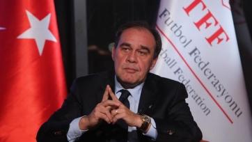 Турецкая футбольная федерация осталась без президента