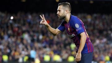 «Барселона» продлила контракт с Альбой, клаусула - 500 миллионов евро