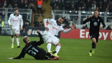 УЕФА дисквалифицировал Куарежму на три еврокубковых матча