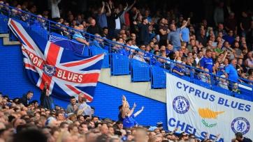 «Челси» не будет наказан за расистские выкрики болельщиков на матче Лиги Европы