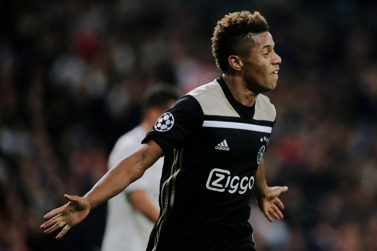 «Аякс» в Мадриде одержал блестящую победу над «Реалом»