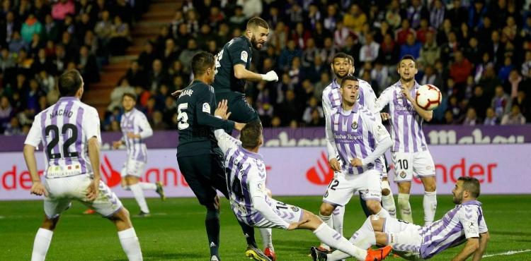 «Вальядолид» – «Реал» – 1:4. 10.03.2019. Чемпионат Испании. Обзор и видео матча
