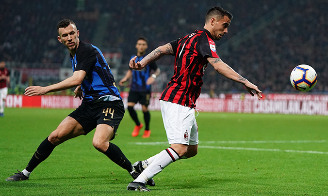 «Милан» – «Интер» - 2:3. 17.03.2019. Чемпионат Италии. Обзор и видео матча