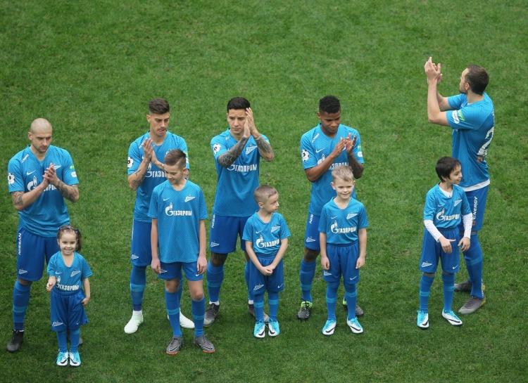 «Зенит» – «Оренбург» – 3:1. Текстовая трансляция матча