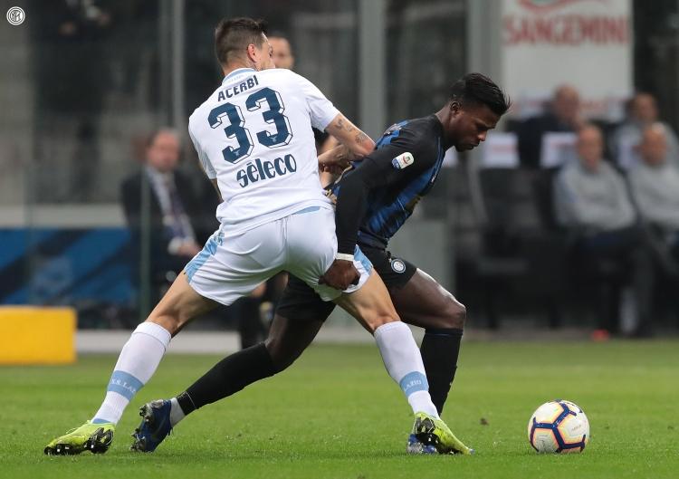 Интер – Лацио - 0:1. Текстовая трансляция матча