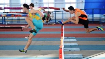 Молодые казахстанские легкоатлеты заняли восьмое место в матчевой встрече в Беларуси