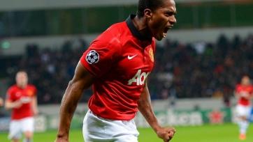 Валенсия летом покинет «Манчестер Юнайтед»