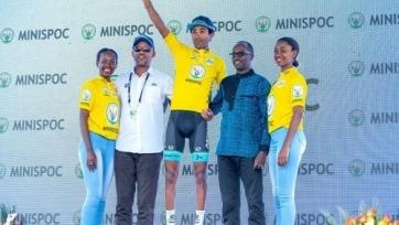 Велоспорт. Гонщик «Астаны» продолжает лидировать в общем зачете после шестого этапа «Тура Руанды»