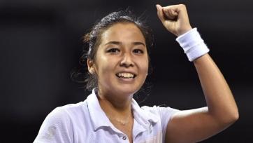 Дияс пробилась в полуфинал турнира в Индиан-Уэллсе