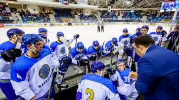 Универсиада. Сборная Казахстана по хоккею разгромила Латвию