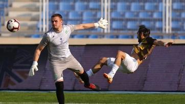 Украинский вратарь установил рекорд в Саудовской Аравии
