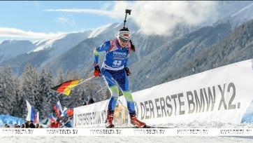 Казахстанские биатлонистки не попали в очки в последней гонке Юниорского Кубка IBU