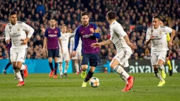 «Реал Мадрид» – «Барселона» - 0:1. Текстовая трансляция матча