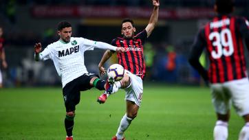 «Милан» – «Сассуоло» – 1:0. 02.03.2019. Чемпионат Италии. Обзор и видео матча