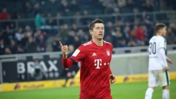 «Бавария» установила голевой рекорд в Бундеслиге