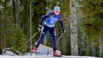 Казахстанская биатлонистка Кондратьева потеряла еще 6 позиций в общем зачете Кубка IBU