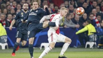 Стало известно имя арбитра, который рассудит «Реал» и «Аякс» в ответном матче 1/8 Лиги чемпионов