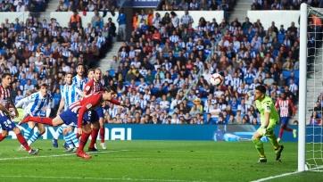 «Реал Сосьедад» потерпел первое поражение в 2019 году. Виноваты «Атлетико» и Мората