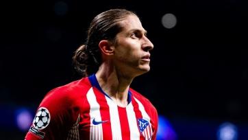 Основной защитник «Атлетико» не доиграл матч с «Реалом Сосьедад» из-за травмы