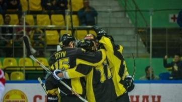 «Сарыарка» вышла в 1/4 финала плей-офф ВХЛ