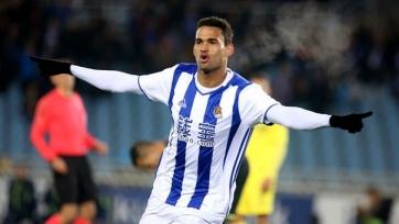 Основной нападающий «Реал Сосьедада» пропустит несколько недель