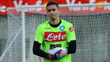 Вратарь «Наполи» дисквалифицирован на один матч за нарушение на Роналду